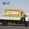 China Best Mini Telescopic Crane Manufacturer for Sale with High Performance