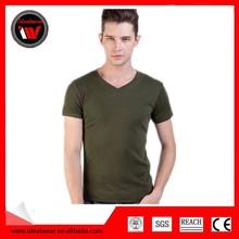 plain v neck t shirt for sale