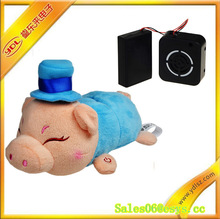 Best make cute pig stuffed animal with sound