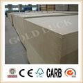 qingdao de alta calidad de tableros mdf para muebles de madera