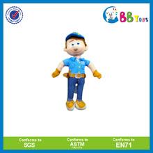 popular custom cute plush doll toy