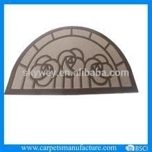pvc fashion custom kitchen mats