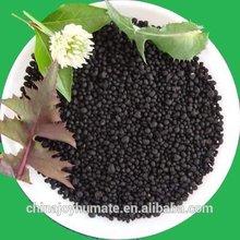 Humic acid+NPK 2-2-8 organic and inorganic compound fertilizer