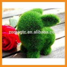 Creative Artificial Grass Handicraft Animal Rabbit