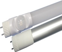 2700k-7000k frosted and clear pc cover T8 led tube infrared sensor