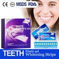 Dentes branqueamento tiras em confusão- livre de aplicação e remoção