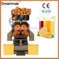 de color naranja extractor de jugo de naranja eléctrico comercial exprimidor exprimidor de naranjas automático de la máquina