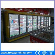 2014 novas ferramentas de refrigeração, supermercado geladeira/freezer