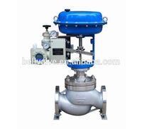 pneumatic compressed gas automatic temperature control water valve