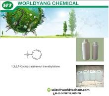Worldyang 1,3,5,7-Cyclooctatetraenyl trimethylsilane ;cas no 55632-03-6;Colorless transparent liquid