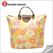 nylon folding shopping bag nylon promotion shopping bag