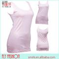 De color rosa dt111d# activa de la mujer básicos chaleco normal baratos tapa del tanque negro blusa de diseños para la oficina para la venta al por mayor/oem de la fábrica de prendas de vestir