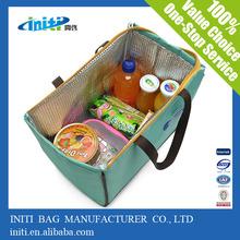 new products 2014 wholesale cheap shop online aluminum cooler bag thermal bag