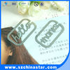 Custom logo Hello miss you thanks bookmark stainless steel