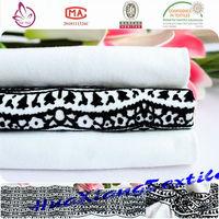 flocking cotton polyester fabric
