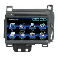 car Gps Car DVD Player car radio GPS Navigation/Bluetooth/IPod for Lexus CT200H