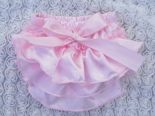Lt pink baby bloomers wholesale