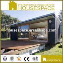 Luxury Panelized USA Style Prefab House