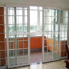 Sliding aluminium windows with insect screen