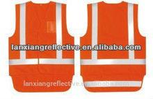 Reflective Vest / Safety Vest / Roadway Warning Reflective Vest