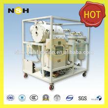 NSH Vacuum Turbine Oil Purifier Centrifugal Type
