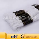 100% Egyptian cotton thread in skeins
