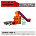 Extendedora de hormigón del molde/fabricante extendedora de hormigón de ladrillo hidráulico de prensa