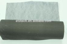 6um fiberglass filter cloth carbon black Manufacturer