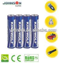 LR03 dry battery 800mah aaa alkaline batteries