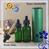 1 to 3days delivery time child proof cap 15ml 30ml glass empty e cigarette liquid bottles