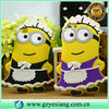 High Quality Designer Despicable Me Mobile Phone Case For iPhone 4