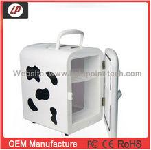 Shenzhen Manufacturer wholesale mini fridge desktop mini fridge custom mini fridge