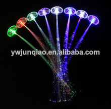 Alibaba Model Led Hair Extensions and Hair Led Noodle.Good Price Hair Led Noodle
