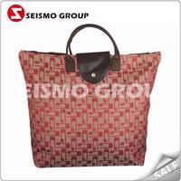 printing nonwoven shopping bag european style fashion bags