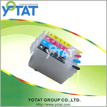 buy wholesale direct from China refillable T1321 T1322 T1323 T1324 refillable ink cartridge for Epson