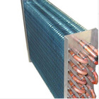 China low price high quality copper tube stainless steel fin function air conditioner evaporator