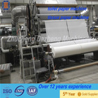 recycling toilet roll paper making machine made in china