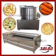 Hot selling industrial potato peeling machine/cassava peeler/kiwi fruit peeler