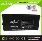 Storage Sealed Lead Acid Battery 12V 200Ah Wind Power Storage Battery