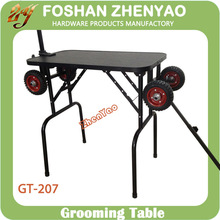 2014 easy portable GT-206 grooming table for dogs