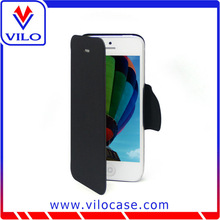 leather mobile phone case transparent flip case for iphone 5 golden phoenix wallet case