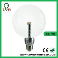 3W 4W 5W 6W e27 g25 led bulb