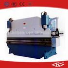 WE67K 160T/4000 CNC hydraulic plate bending machine,press brake for sale