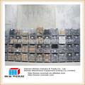 Wuhao heavy duty armazenamento bins / gaiola de arame / recipiente de armazenamento