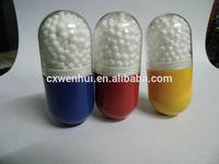pill shape gift highlighter pen