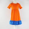 2014 new designs girls pillowcase dress wholesale boutique clothing