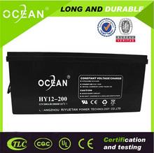 Storage Sealed Lead Acid Battery 12 Volt Gel Battery