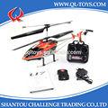3.5ch tamaño grande rc helicóptero del metal para la venta