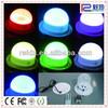 Led mood light waterproof RGB full colour led stage lighting wireless