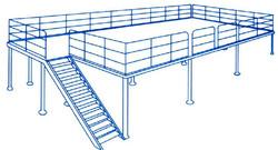 modular close side modular close side light gauge steel frame